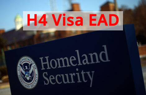 DHS ANNOUNCES THAT THE RULE TO TERMINATE H4-EAD SHALL BE PUBLISHED BY DECEMBER 2018
