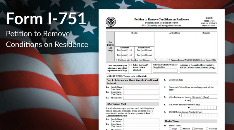 USCIS REISSUES RECEIPT NOTICES FOR CERTAIN EXTENSIONS OF CONDITIONAL PERMANENT RESIDENT STATUS
