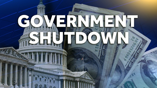 GOVERNMENT SHUTDOWN DUE TO IMMIGRATION