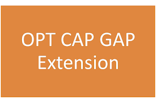 "USCIS ANNOUNCES F-1 ""CAP-GAP"" STATUS AND WORK AUTHORIZATION EXTENSION TO BE VALID THROUGH SEPT. 30, 2018"