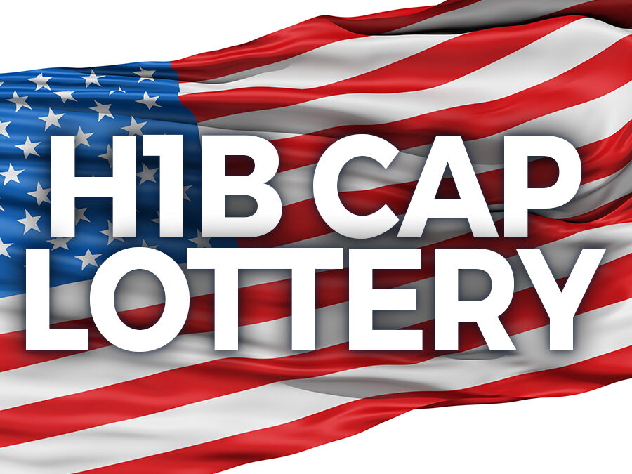 USCIS completes the H-1B lottery initial selection process
