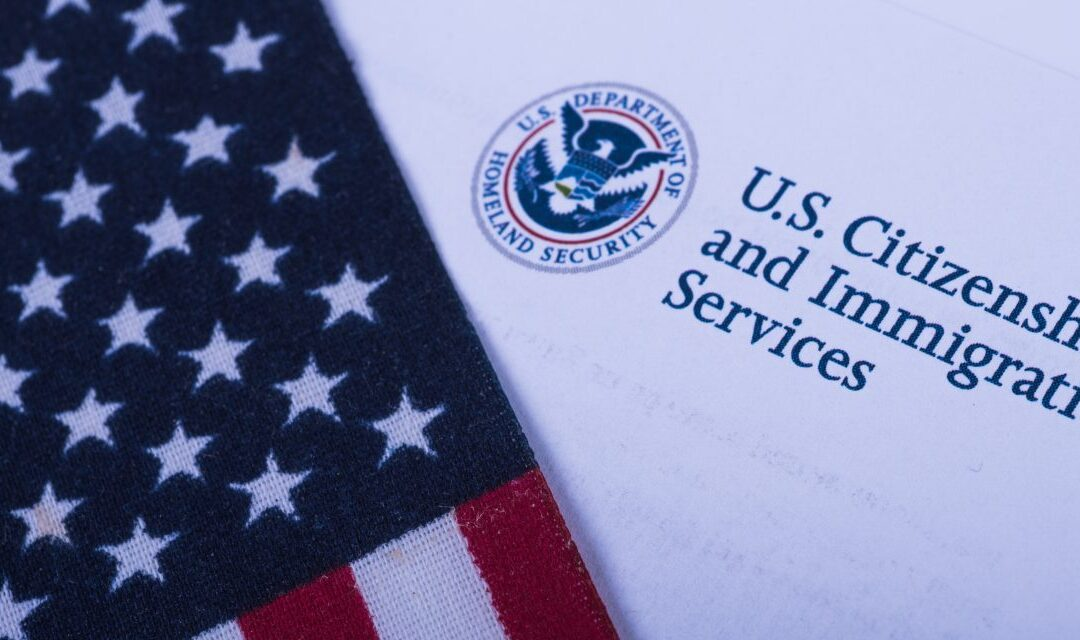U.S. Citizenship and Immigration Services suspends certain in-person Immigration services including naturalization ceremonies, interviews for asylum, fingerprints / ASC