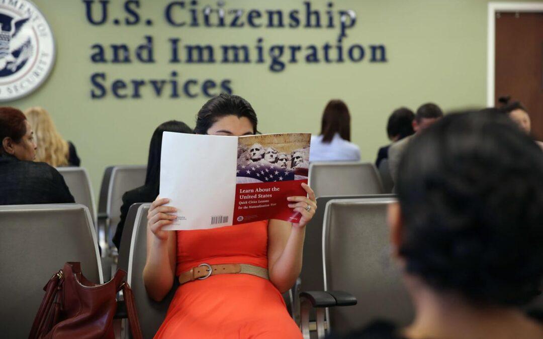 Executive Order Banning Work Visas
