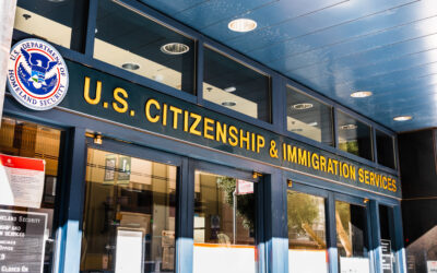 United States Citizenship and Immigration Service (USCIS) Furloughs Staff